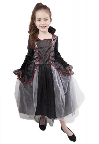 Karnevalový kostým čarodějnice/Halloween, vel. L