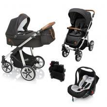 Kočárek Baby Design Dotty s autosedačkou Baby Design Leo 2019