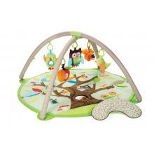 Skip Hop Kamarádi ze stromu - Deka hrací s hrazdou