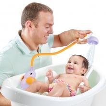 Yookidoo Dětská sprcha slon - fialová