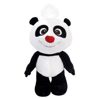 Bino Panda plyš, 30 cm