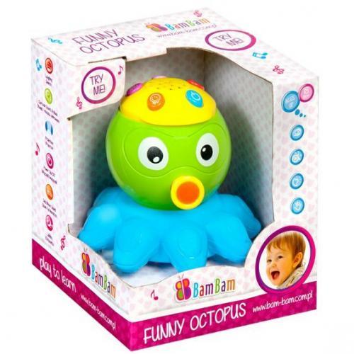 BamBam Zábavná chobotnice
