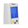 Digitální ušní a čelový teploměr s infračervenou technologií. Lze jej použít také k měření mléka, stravy a dětské koupele.