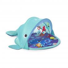 Bright Starts Deka na hraní Explore&Go velryba 0m+