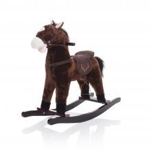 Zopa Houpací kůň tmavě hnědý Twinkie