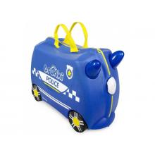 Trunki Kufřík + odrážedlo policejní auto Percy