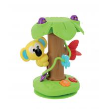 Alltoys CIDE Zvuková koala na stromě s přísavkou na stůl