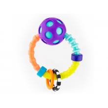 Sassy Chrastítko s míčkem a kroužky