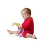 Měkoučký mazlíček z jemného sametového materiálu. Veselé barvy a úžasný design Alana Crozona.