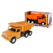 Dino auto Tatra 148 oranžová, plastová 30 cm