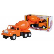 Dino auto Tatra 148 míchačka oranžová, plastová 30 cm