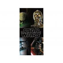 Setino plážová osuška Star Wars 70x140 cm
