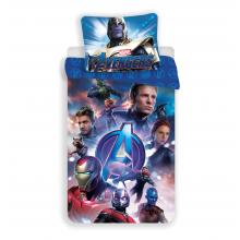 Jerry Fabrics Bavlněné povlečení Avengers Endgame 140x200 cm