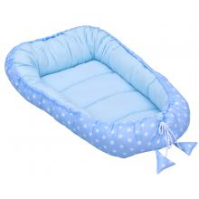 Scarlett hnízdo pro miminko Hvězdička modrá