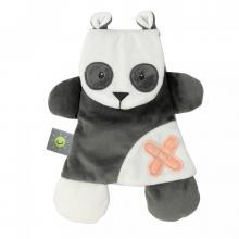Nattou Hračka mazlíček s termoforem Buddiezzz panda