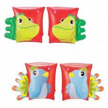 Bestway Nafukovací rukávky papoušek/dinosaurus