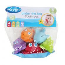 Playgro Mořská zvířátka 5 ks