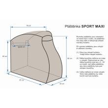 Emitex pláštěnka na kočárek Sport MAXI