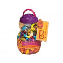 B.toys Spojovací korále a tvary Pop Arty 500 ks