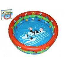 Wiky Nafukovací bazén Krtek 122x20 cm, 1-3 roky