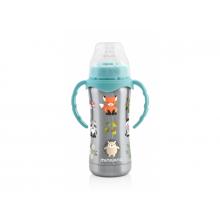 Miniland Termoizolační kojenecká láhev Thermo Baby