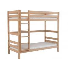 Scarlett Patrová postel Sofie 200x90 cm, přírodní
