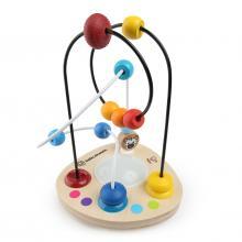 Baby Einstein Hračka dřevěná labyrint Color Mixer HAPE, 12m+