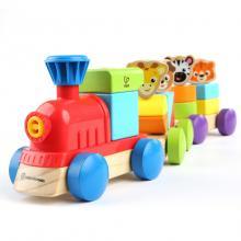 Baby Einstein Hračka dřevěná Discovery Train HAPE, 18m+