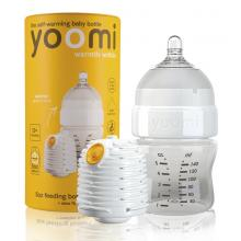 Yoomi 5oz Bottle/Warmer/Teat - Y15B1W