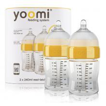 Yoomi  8oz Bottle Double Pack - Y28B