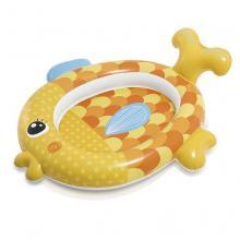 Intex Nafukovací dětský bazének zlatá rybka, 140 x 124 x 34 cm