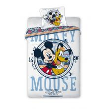 Faro povlečení do postýlky Mickey a Pluto 135x100 cm