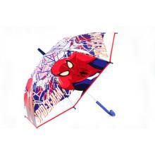 Lamps Deštník Spider-man průhledný vystřelovací