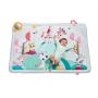 Extra velká, měkká hrací deka s krásnými ilustracemi zvířátek. Rozměr 150 x 100 cm.