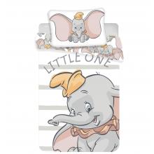 Jerry Fabrics povlečení do postýlky Dumbo baby 135x100 cm