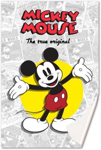 Euroswan Fleece deka Mickey klasik 100x150 cm