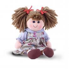 Rappa Hadrová panenka Tonička 30 cm na kartě