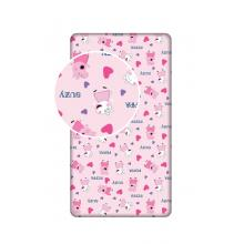 Jerry Fabrics prostěradlo Peppa Pig 031 90/200 cm