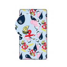 Jerry Fabrics prostěradlo Peppa Pig 007 90/200 cm
