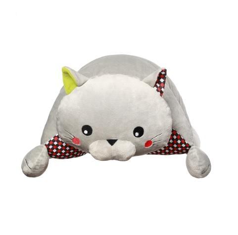 BabyOno Hračka polštářek C-MORE kočka Bruno
