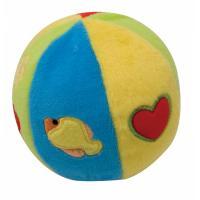 Canpol babies plyšový míček s aplikacemi