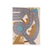 Kids Concept Koberec město Aiden 130x170 cm