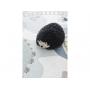 Sedací polštářek v podobě roztomilého ježka.