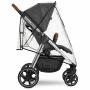 Chcete vzít své dítě ven na čerstvý vzduch, dokonce i když prší? Pláštěnka dodávána firmou ABC Design neobsahuje žádná chemická změkčovadla a nabízí nejlepší ochranu.