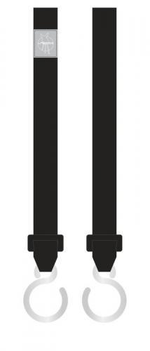 Lässig Casual Stroller Hooks Metal háčky k uchycení tašky