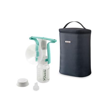 Ameda Ergo manuální odsávačka mateřského mléka, s taškou