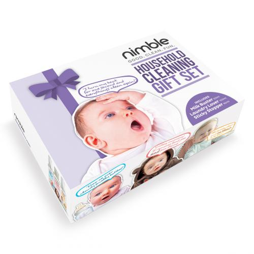 Nimble Babies Čistící set