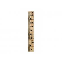 Kids Concept Metr růstový dřevěný Neo