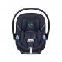 Autosedačka vhodná od narození až do cca 18 měsíců (Sk. 0+, 0 - 13 kg), 45 - 87 cm, max. 13 kg. Aton M i-Size nabízí nejnovější dostupné bezpečnostní technologie. Společně se základnou Base M (dostupné samostatně) splňuje novou evropskou normu i-Size (ECE R-129), která stanovuje povinné převážení dětí do 15 měsíců v pozici proti směru jízdy. Aton M i-Size je vhodný pro novorozence a děti o výšce 45 - 87 cm (max. 13 kg.