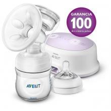 Avent odsávačka mateřského mléka Natural elektronická + GARANCE 100 DNÍ